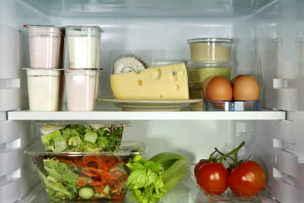 Food Essentials: Fridge