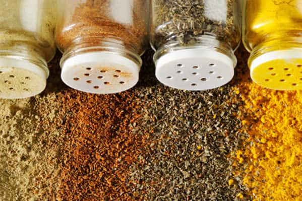 Food Essentials: Spice Rack