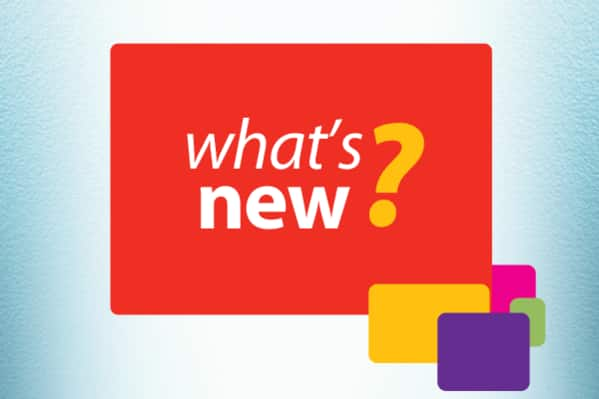 What's New? - Live Right Now - 2013