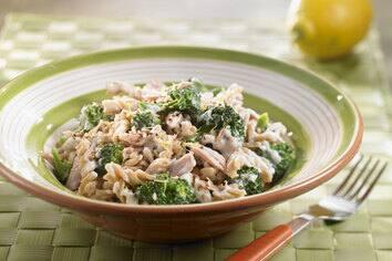 One-Pot Tuna & Broccoli Pasta