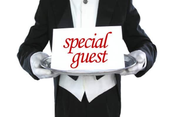 Dream dinner guest