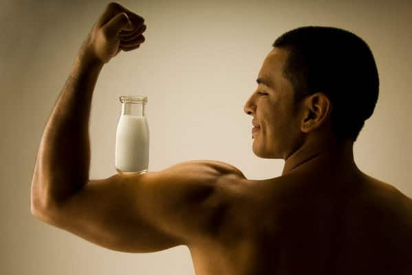 Milk - the Drink of Champions
