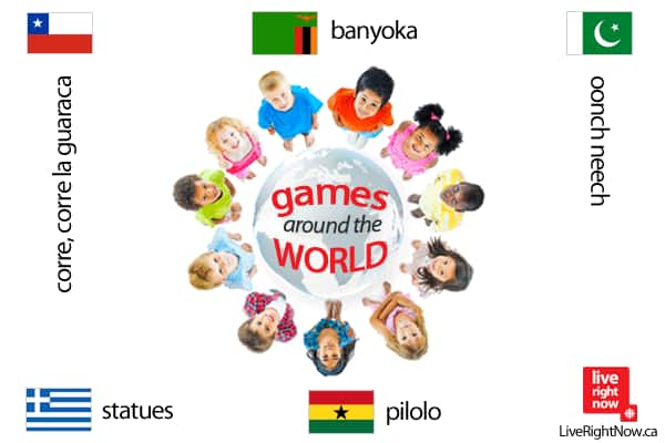 Let's play: Around the World - Live Right Now - 2013 - 2014