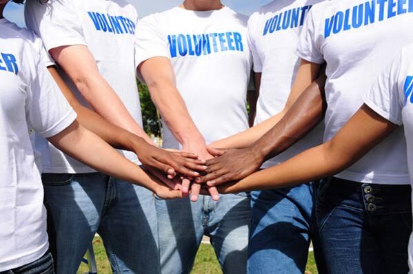 New benefit of volunteering