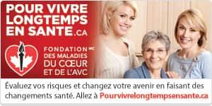 La Fondation des maladies du cœur du Canada