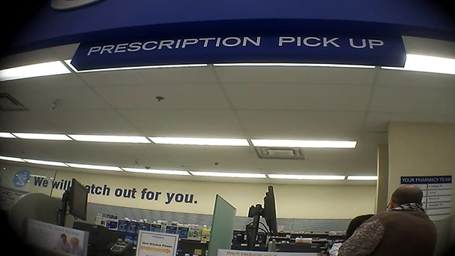 Pharmacy Error: Dispensing Danger