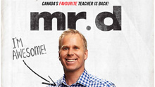 CBC'S BREAKOUT COMEDY, MR.D, RETURNS  FOR ITS SECOND SEASON THIS JANUARY