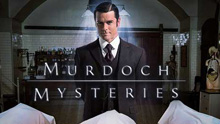 MURDOCH MYSTERIES CRIME SCENES COME TO LIFE WITH INTERACTIVE MYSTERY MURDOCH MYSTERIES