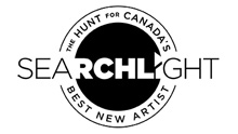 ORANGE O'CLOCK CROWNED BEST NEW ARTIST BY CBC MUSIC AND CBC RADIO ONE IN 2015 SEARCHLIGHT