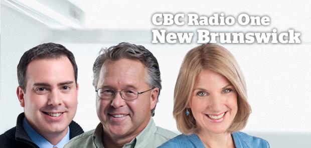 CBC Radio One New Brunswick