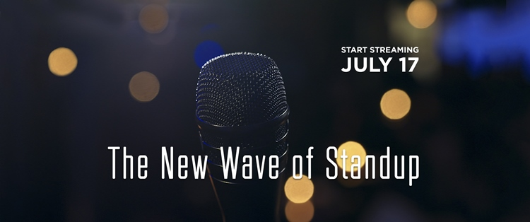 The New Wave of Standup
