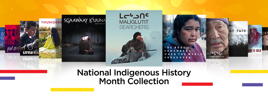 NATIONAL INDIGENOUS PEOPLES DAY & NATIONAL INDIGENOUS HISTORY MONTH ON CBC
