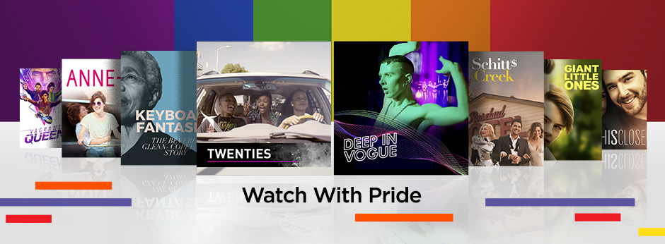 CBC MARKS PRIDE WITH ORIGINAL STORYTELLING FROM CANADA AND AROUND THE WORLD