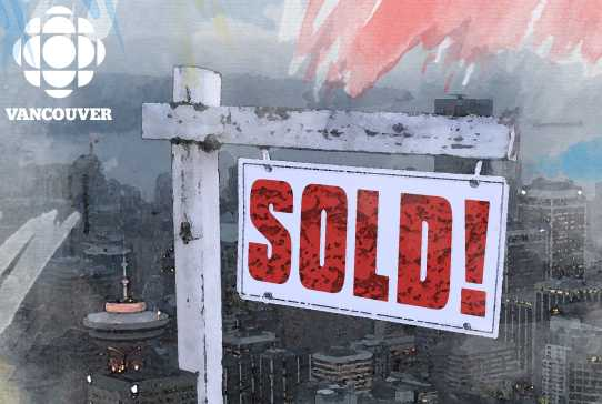 CBC VANCOUVER LAUNCHES SOLD! AN ORIGINAL PODCAST