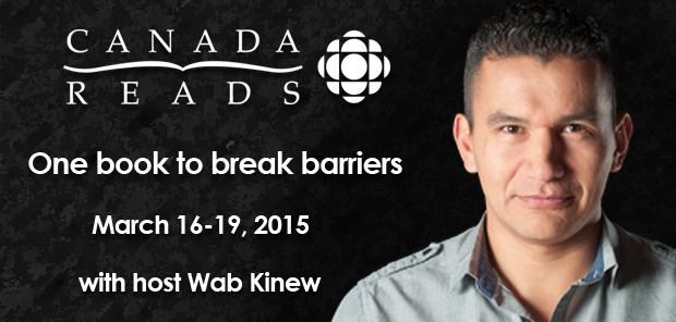 RU BY KIM THÚY WINS CANADA READS 2015: ONE BOOK TO BREAK BARRIERS
