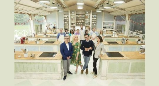 CBC WHIPS UP THE BEST AMATEUR BAKERS IN THE COUNTRY FOR THE GREAT CANADIAN BAKING SHOW