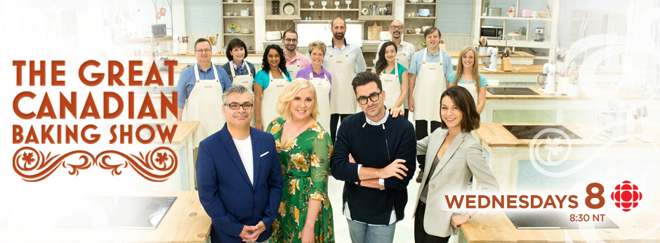 The Great Canadian Baking Show