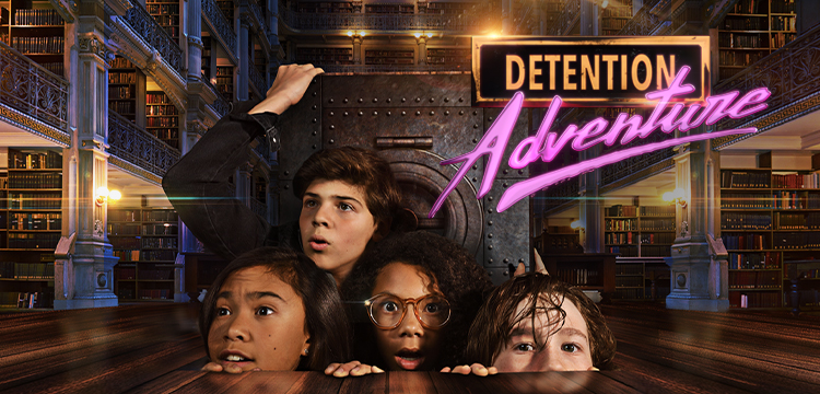 Detention Adventure