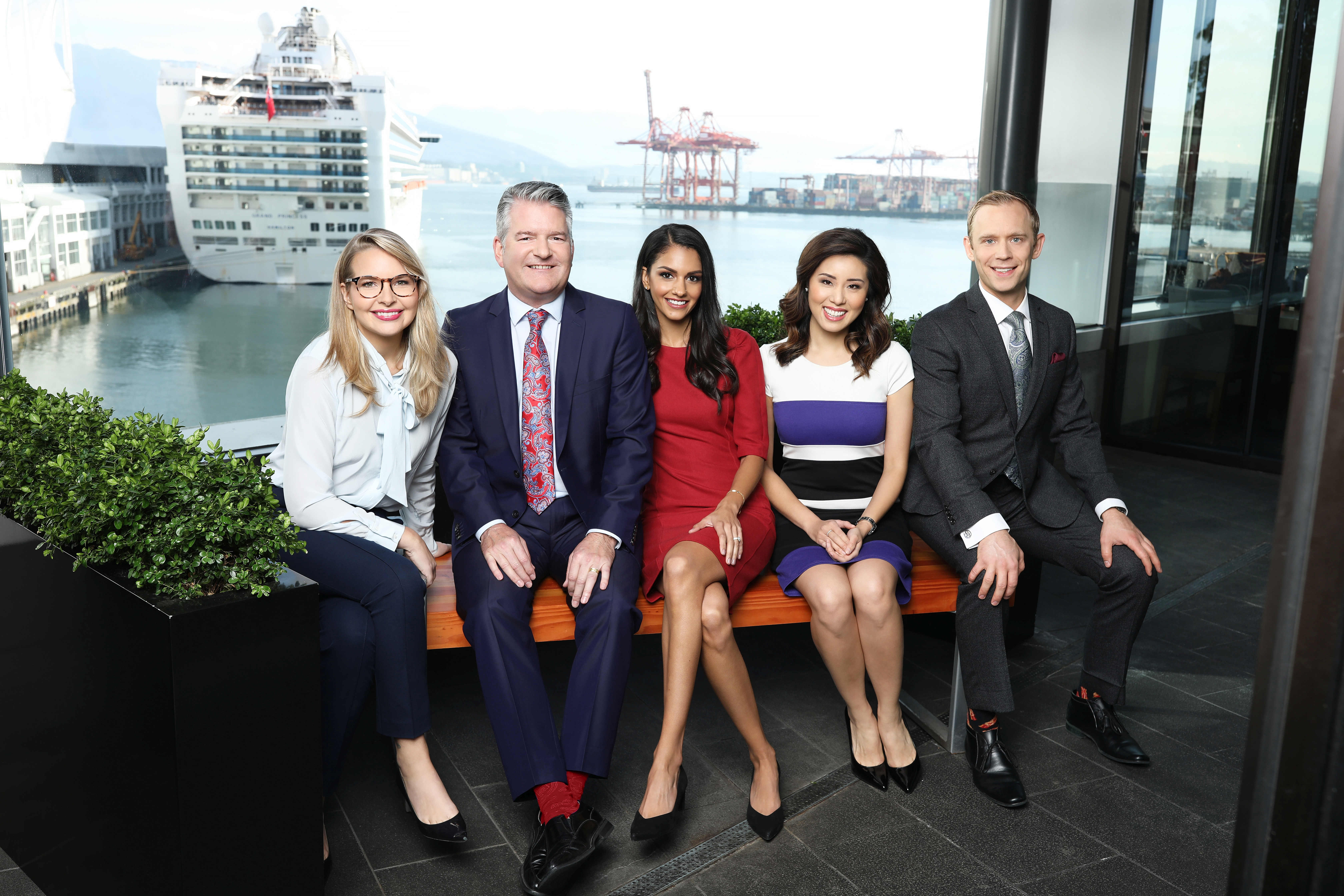 MEET THE FACES OF CBC VANCOUVER NEWS