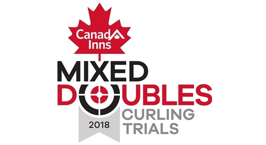 CBC SPORTS AND CANAD INNS CONFIRMED AS BROADCASTER AND TITLE SPONSOR FOR 2018 MIXED DOUBLES CURLING