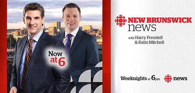 CBC New Brunswick News