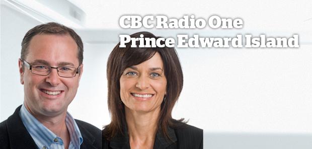 CBC Radio One Prince Edward Island