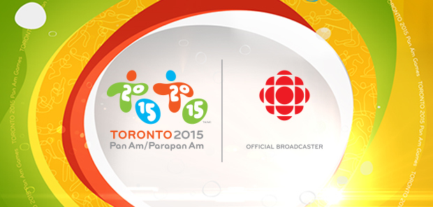 CBC/RADIO-CANADA'S COVERAGE OF THE TORONTO 2015 PARAPAN AM GAMES BEGINS FRIDAY, AUG. 7 WITH THE OPEN