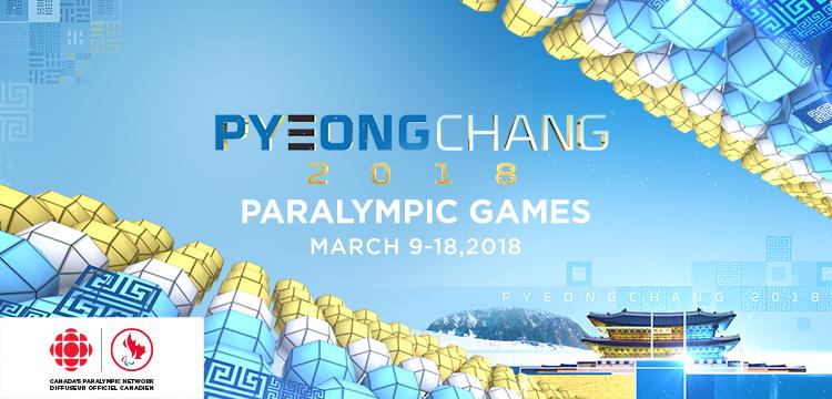 PyeongChang 2018 Paralympic Winter Games