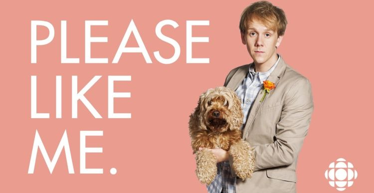 PLEASE LIKE ME SERIES OP NETFLIX