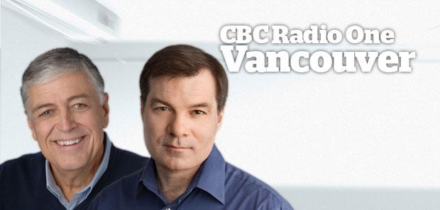 CBC Radio One British Columbia