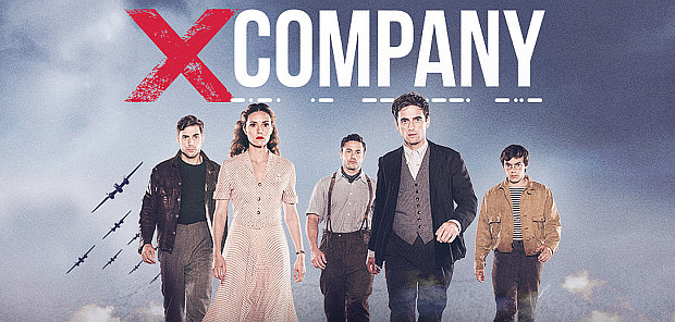 PRODUCTION BEGINS ON CBC AND TEMPLE STREET PRODUCTIONS' NEW DRAMA X COMPANY, FEATURING AN ALL-STAR