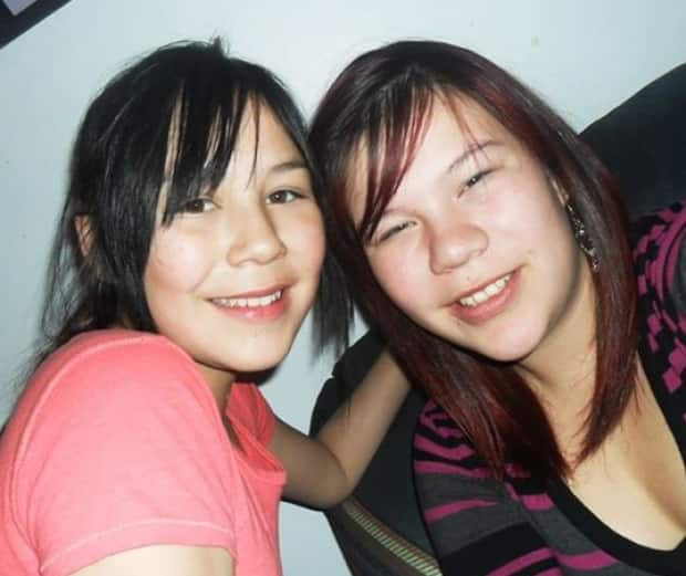 By all accounts, Leah Anderson had a sunny outlook despite a difficult childhood. Her sister Tiffany, right, says her sister always put others before herself. (Supplied by family)