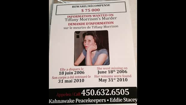 Tiffany's case changed to a homicide investigation when her remains were found four years after she disappeared. (Supplied by family)