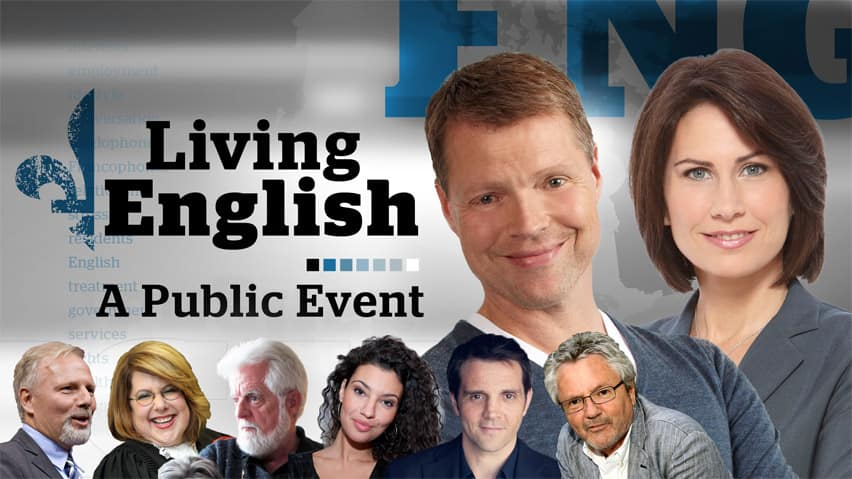 Living English | Public Event: The Future of English Culture in Quebec | CBC Montreal