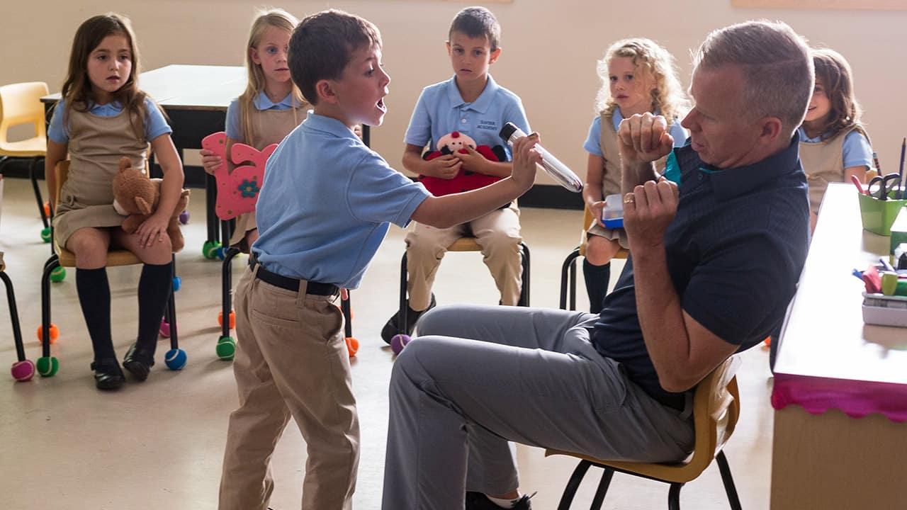 Season 5 - Educational Assistant - Mr  D