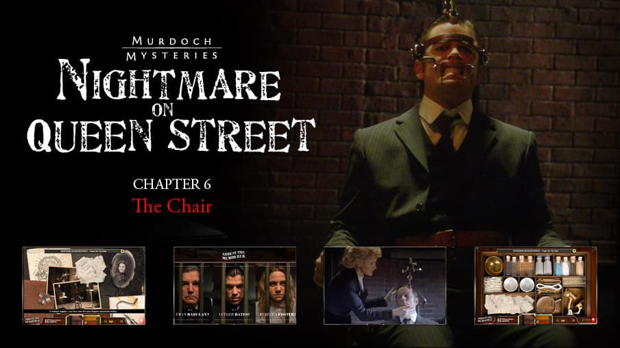 Chapter Six: The Chair