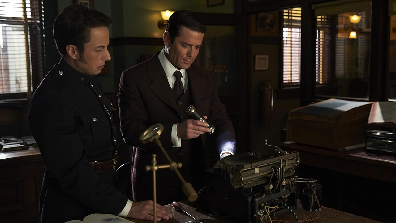 Season 12 Episodes - Murdoch Mysteries
