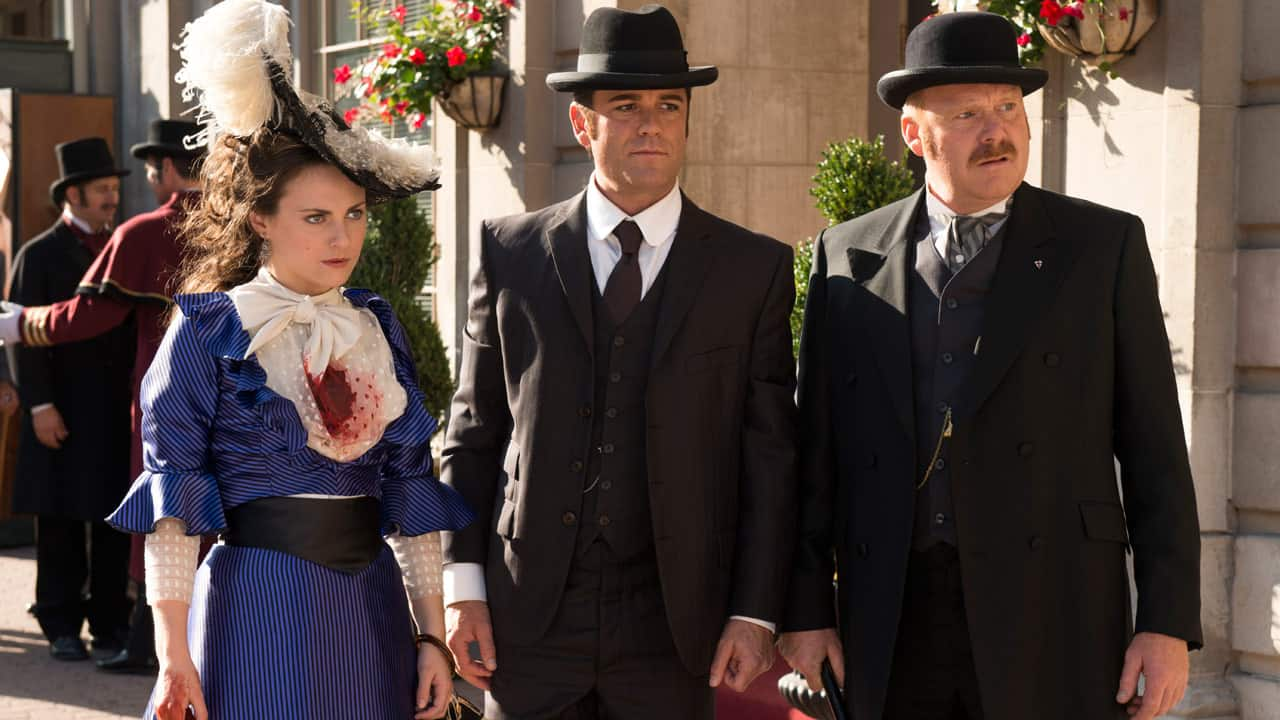 Season 7 - The Death of Dr  Ogden - Murdoch Mysteries