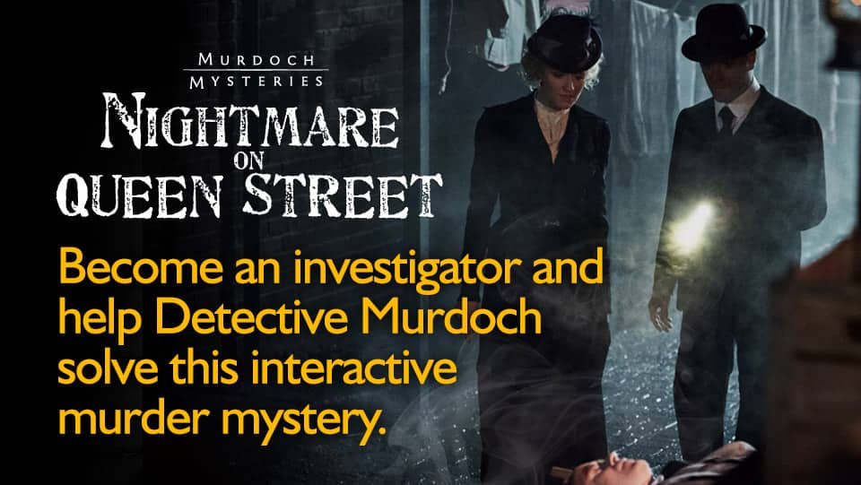 Play Nightmare on Queen Street