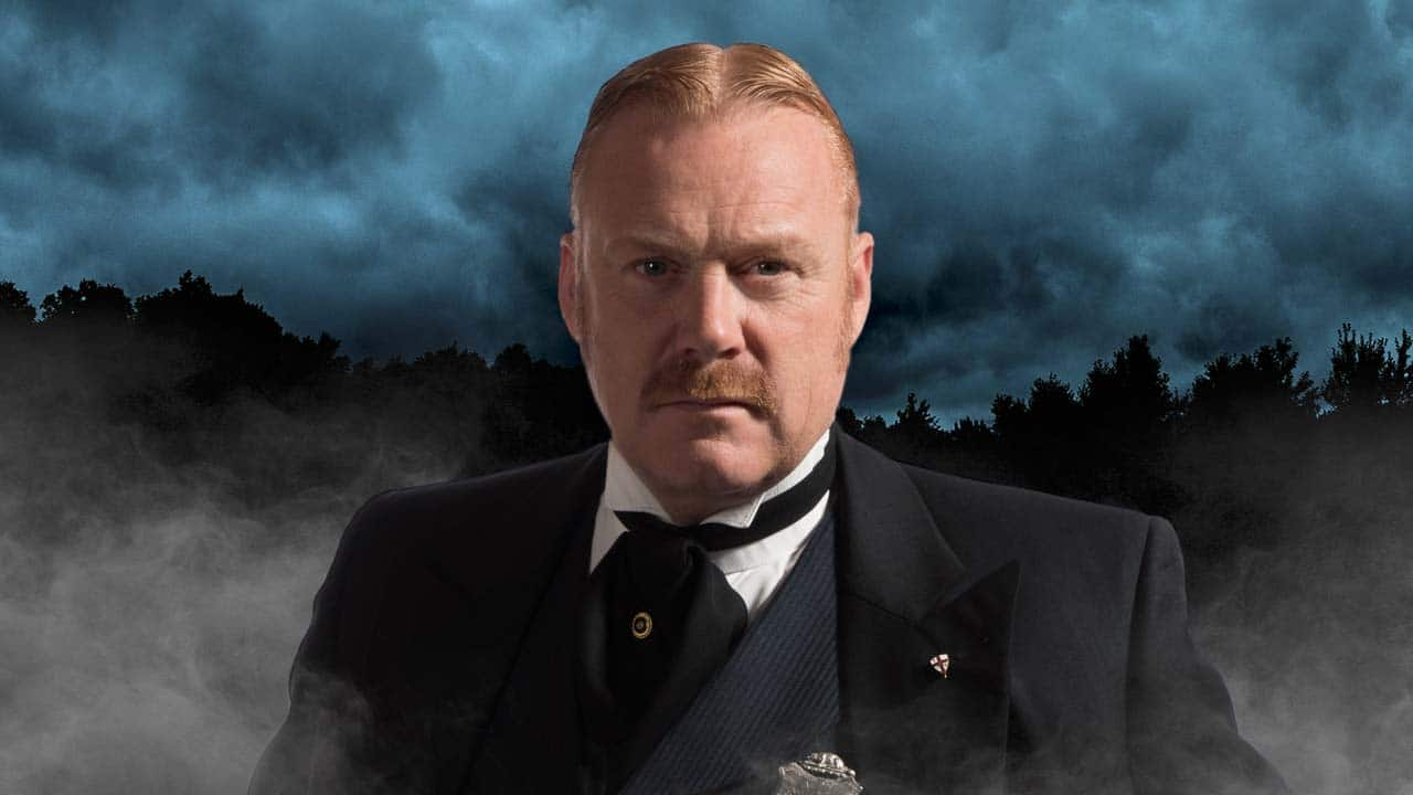 Inspector Brackenreid