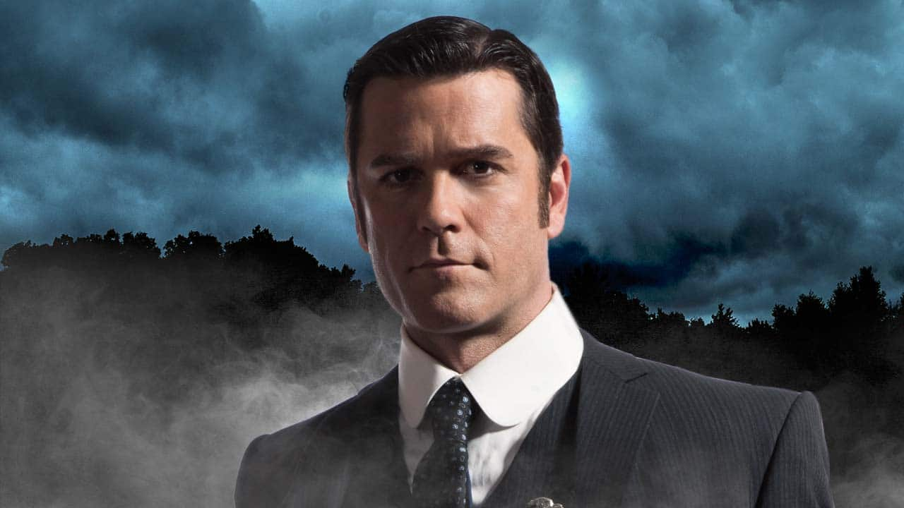 Detective William Murdoch