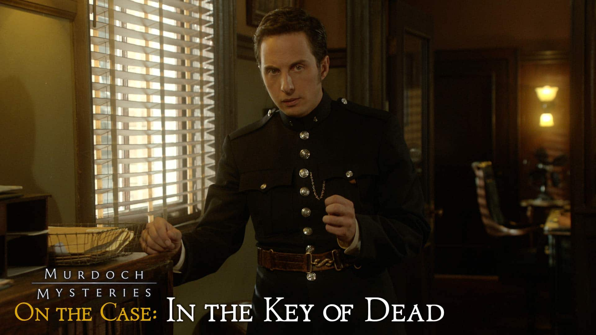 murdoch mysteries hell to pay review