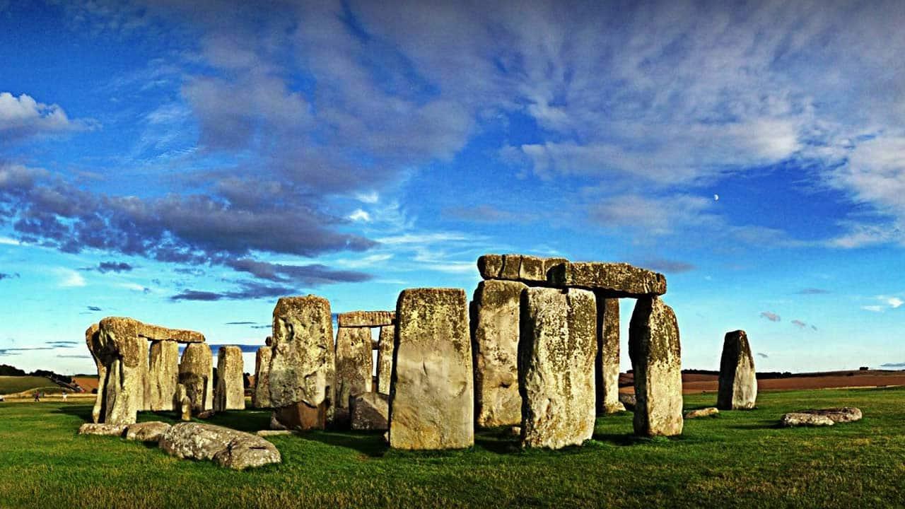 new info on stonehenge