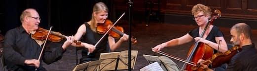 Saint John String Quartet, Divorcees Among Music NB Nomination Leaders