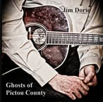 Music Review:  Jim Dorie - Ghosts Of Pictou County