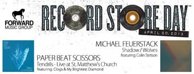 Forward Music Joins In Record Store Day Celebrations