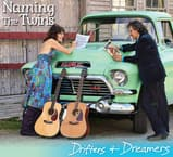 Music Review:  Naming The Twins - Drifters & Dreamers