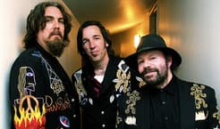 Blackie & the Rodeo Kings Headline 2014 Hullabaloo