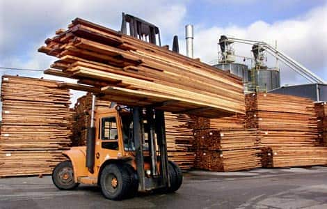 American Softwood Lumber Producers Have Reignited Trade Actions Against Canada They Argue S Exports Aren