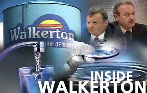 Walkerton water tragedy